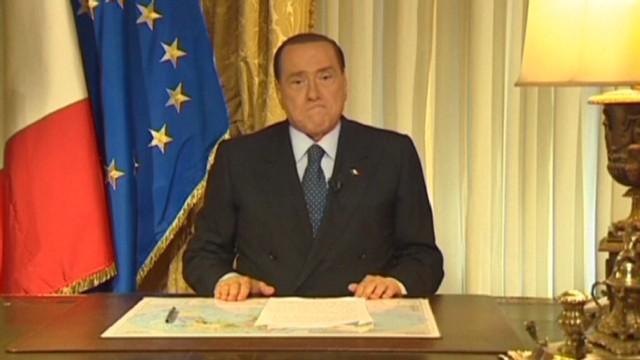 Italy's political crisis