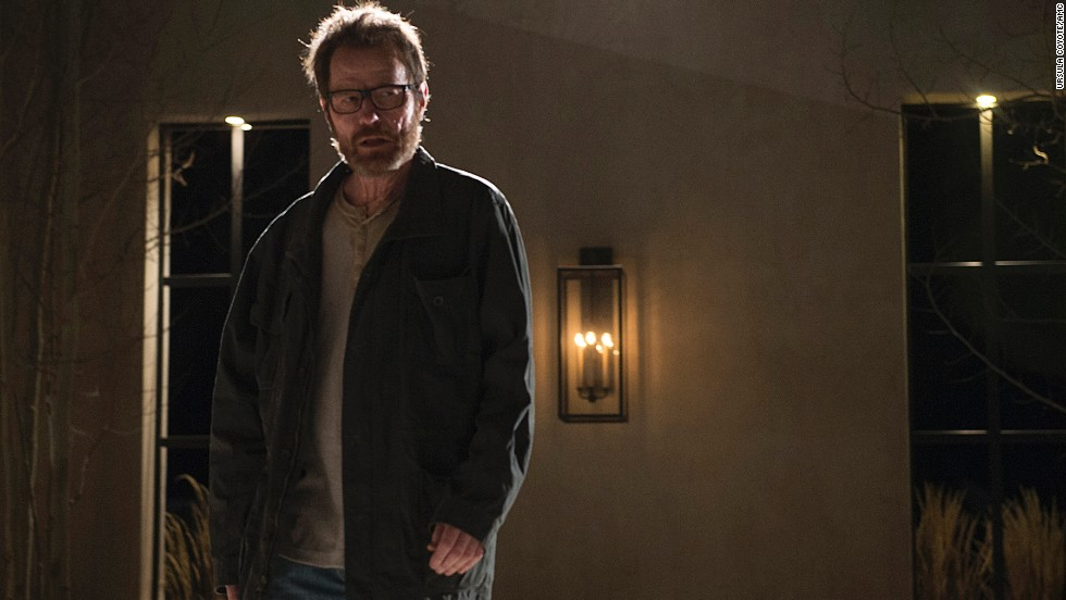 "<strong>Outstanding performance by a male actor in a drama series: </strong>Bryan Cranston, ""Breaking Bad"""