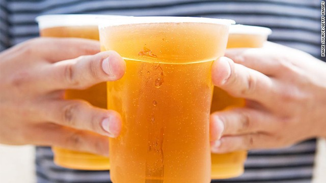 "When it comes to beer, ""light"" refers to both the percent of alcohol and calories."