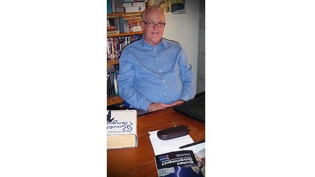 Professor Iwan Morgan