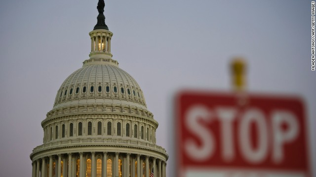Tea Party reacts to shutdown