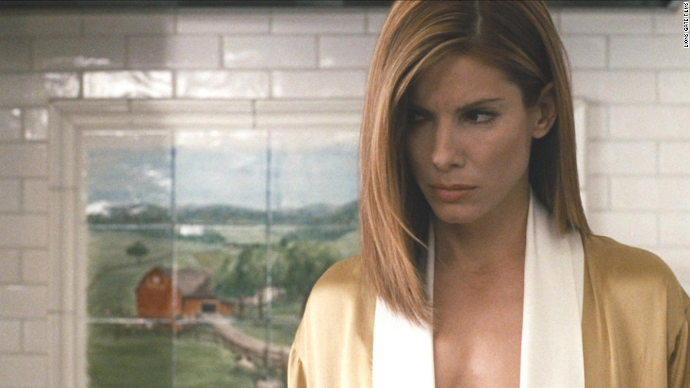 Bullock suffers as Jean Cabot in the critically acclaimed 2004 drama ''Crash.""