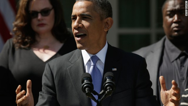 Obama won't give in to 'reckless' demands