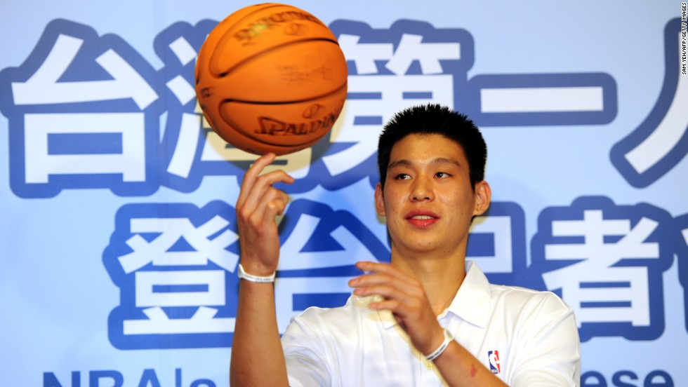 "Before he captured the world's attention, Lin was invited for a trip to promote Yao Ming's Yao Foundation Charity Tour in 2010. A new documentary, ""Linsanity,"" showcases his rise to stardom: ""I'm so glad we started shooting before Linsanity happened, it makes the story a lot more complete,"" Lin said."