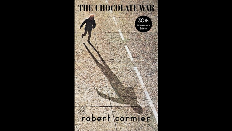 an analysis of the novel the chocolate war by robert cormier Complete summary of robert cormier's the chocolate war enotes plot summaries cover all the significant action of the chocolate war.