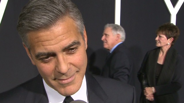 Clooney: Not interested in space travel