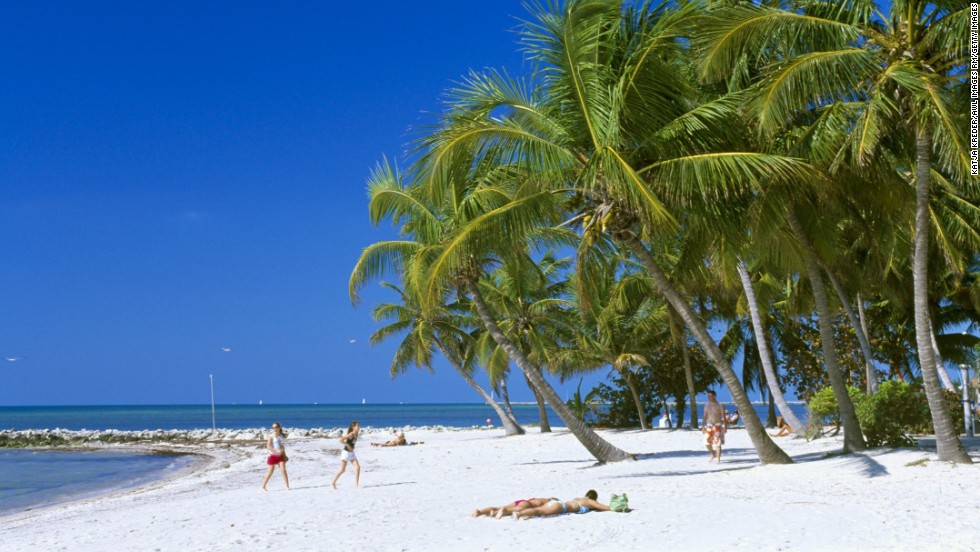 Head to Key West, Florida in the fall, before the busy winter season heats up.