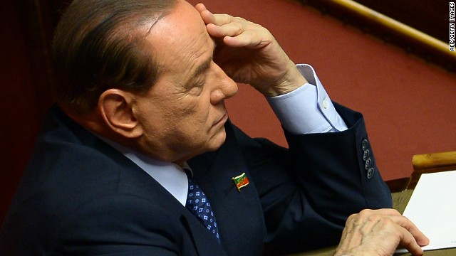 Berlusconi expelled from parliament
