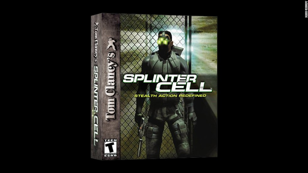 "Clancy's brand extended into gaming with the series of popular ""Splinter Cell"" games which hit consoles in 2002. Other video games included ""Rainbow Six"" and ""Ghost Recon."""