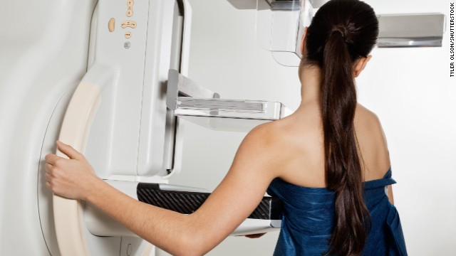Mammography screening is not very effective in women between the ages of 20 and 40.