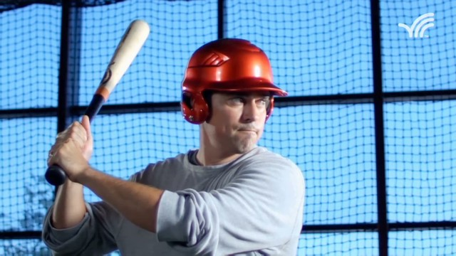 Decoding the perfect baseball swing