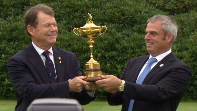Countdown to Ryder Cup