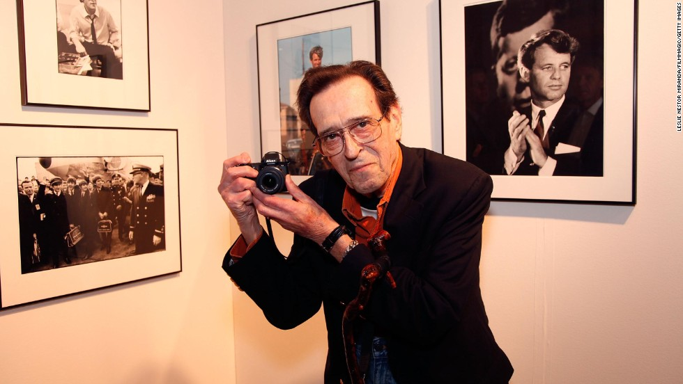 "Photojournalist <a href=""http://www.cnn.com/2013/10/04/us/gallery/bill-eppridge/index.html"">Bill Eppridge</a>, who photographed Sen. Robert F. Kennedy moments after he was fatally shot in Los Angeles in 1968, died on October 3."