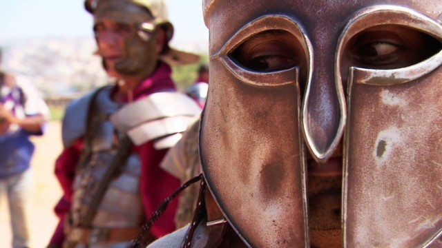 2013: Watch Roman fighters come to life