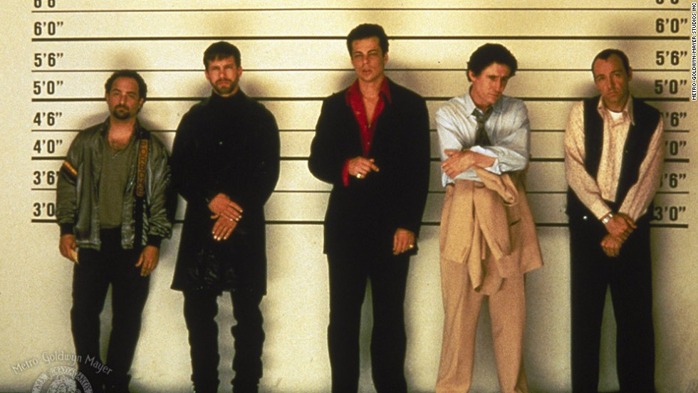 """The Usual Suspects"" -- with Kevin Pollak, Stephen Baldwin, Benicio del Toro, Gabriel Byrne and Kevin Spacey -- <a href=""http://www.oscars.org/oscars/ceremonies/1996"" target=""_blank"">won an Academy Award for Best Original Screenplay, by Christopher McQuarrie</a>. Nonetheless, Ebert didn't like it. <a href=""http://www.rogerebert.com/reviews/the-usual-suspects-1995"" target=""_blank"">""I prefer to be amazed by motivation, not manipulation.""</a>"