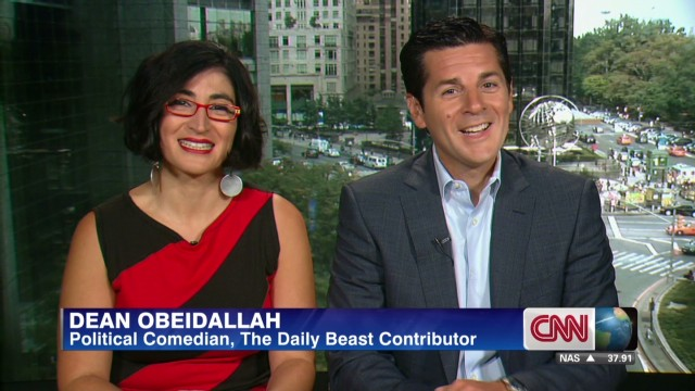 Comedians raise awareness about Muslims