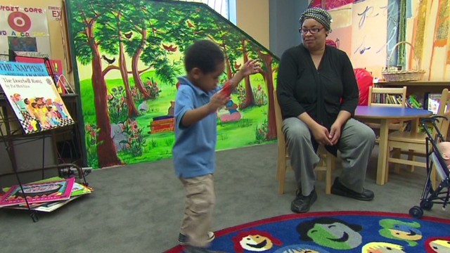 Preschoolers shut out by the shutdown