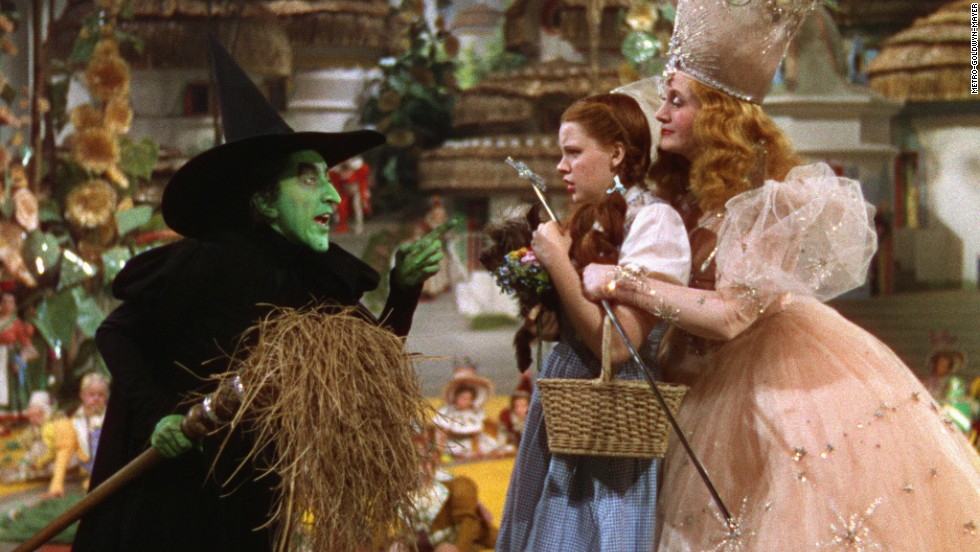 "When it comes to witches, our prototype is the Wicked Witch of the West -- wonderfully redeemed in ""Wicked"" -- but one's claim to evil can't be properly held without a goodie-two-shoes like Glinda the Good Witch around. Besides, Glinda showed in 1939's ""The Wizard of Oz"" that magic can have a sweet, courageous side, too."