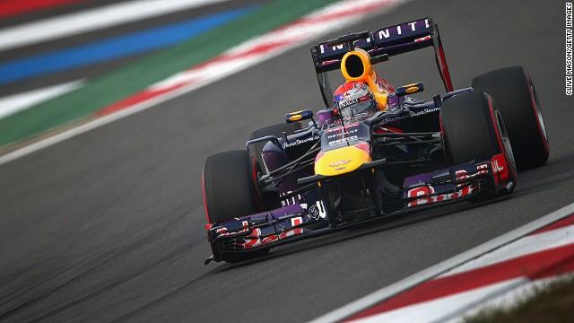 What's behind Vettel's winning streak?