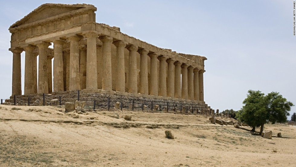 And the Greek relics aren't bad, either -- the Temple of Concordia rivals any ancient Greek ruins anywhere.