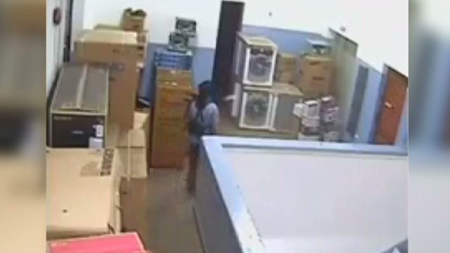 Video shows gunmen inside Kenya mall