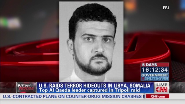 U.S. captures al-Qaeda leader