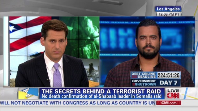 Behind the scenes of a terrorist raid