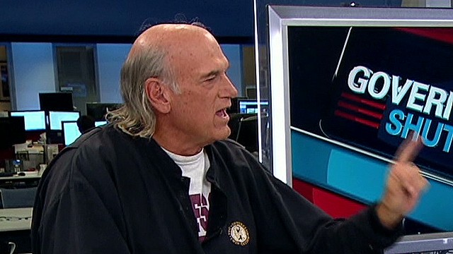 Jesse Ventura takes on government crisis