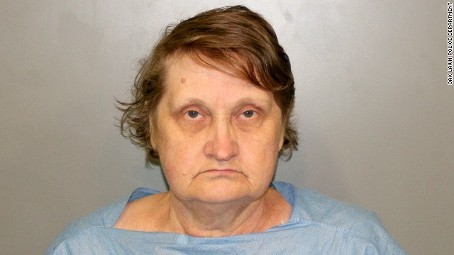 Alfreda Giedrojc has been charged with first-degree murder in the death of her 6-month-old granddaughter.