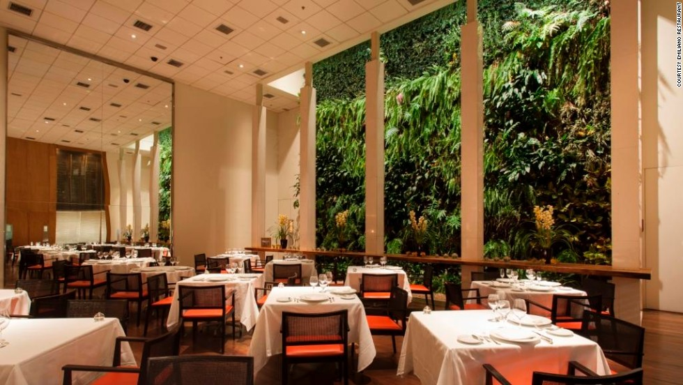 "<strong>5.</strong> <a href=""http://site2013.emiliano.com.br/"" target=""_blank"">Emiliano Restaurant at Emiliano</a> (São Paolo, Brazil)"