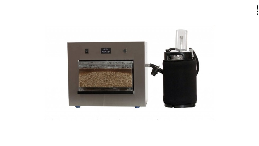 "The $1,300 <a href=""http://www.kickstarter.com/projects/1708005089/picobrew-zymatic-the-automatic-beer-brewing-applia"" target=""_blank"">PicoBrew Zymatic</a> claims to produce home-brewed craft beer, using just a downloaded recipe and a handful of ingredients. But this Arduino-powered microbrewery isn't the only alcohol-inspired robot that could soon be making, mixing and serving your tipple of choice..."