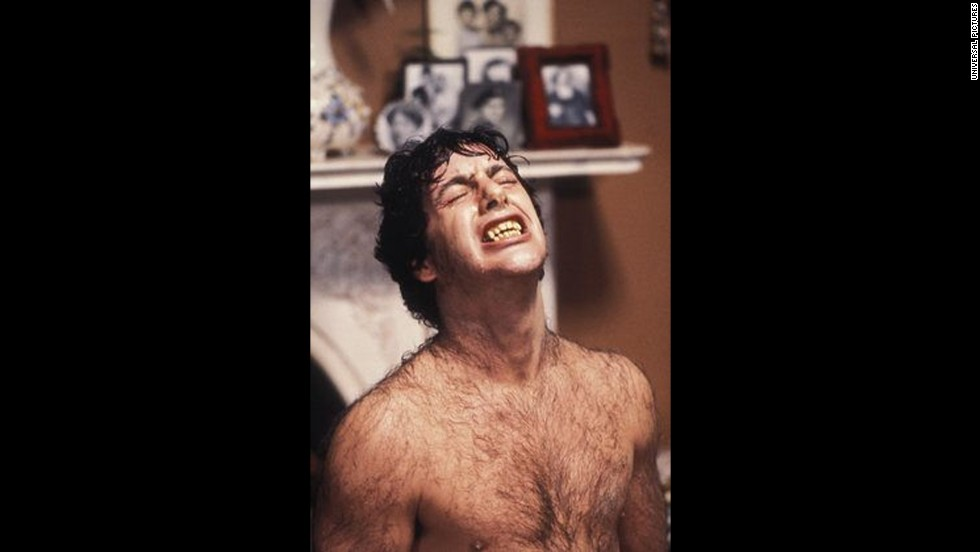 "A wrong turn on a moonlit night finds David (David Naughton) and Jack (Griffin Dunne) wandering into werewolf territory on the English moors in<strong> ""An American Werewolf in London""</strong> (1981). Jack dies, and David ... well, he changes (rather graphically, at that). <em>Lesson:</em> Keep to the road."