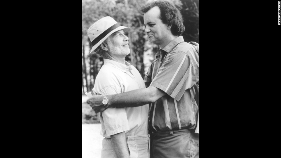 "Even therapists need vacations, but when you've got a needy patient, it's hard to truly get away. In <strong>""What About Bob?""</strong> (1991), Dr. Leo Marvin (Richard Dreyfuss) finds that out when a patient, the good-natured Bob (Bill Murray), follows him to his vacation home and ends up overcoming his phobias with the help of Leo's family, much to Leo's chagrin. <em>Lesson:</em> Sometimes, vacations are less relaxing than work."