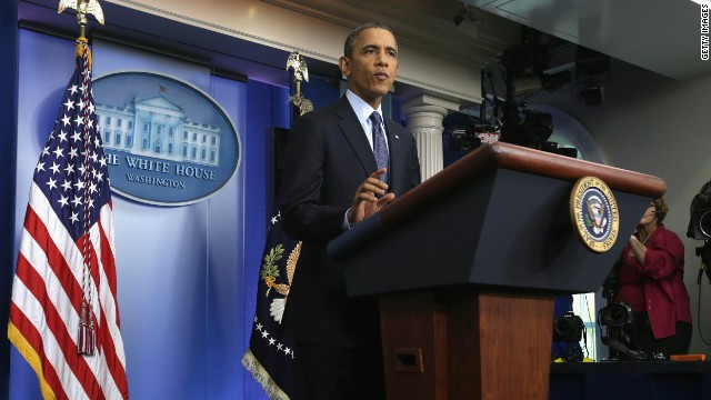 Obama: GOP doesn't get to demand ransom