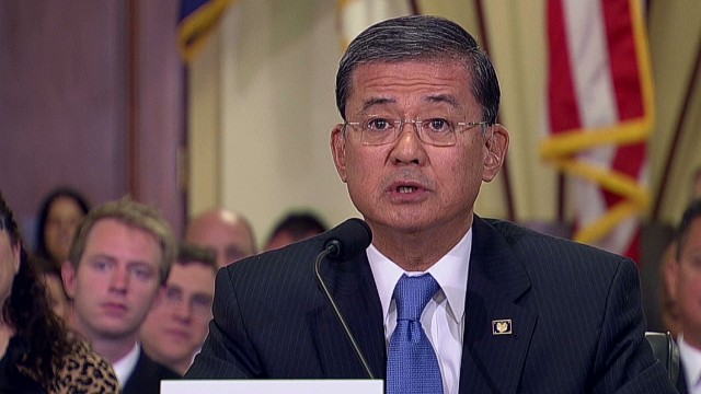 Shinseki: VA struggling during shutdown