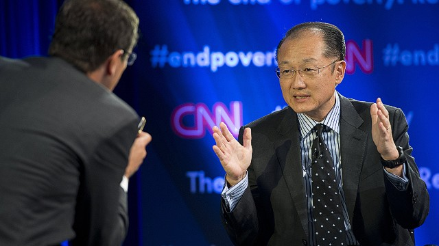 Jim Yong Kim: Default could be devastating