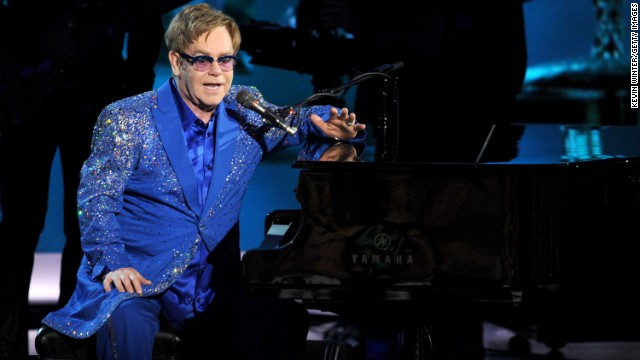 Elton John will be one of the featured performers at the Bonnaroo Music and Arts Festival June 12-15.