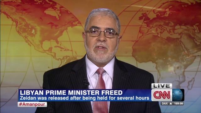 Abushagur reacts to Libya PM release