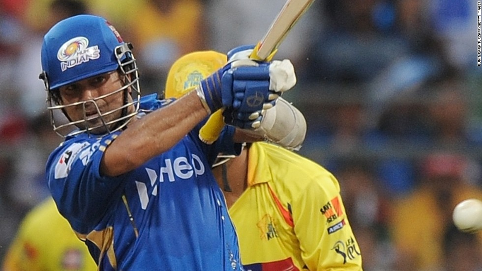 Tendulkar helped his Indian Premier League side Mumbai Indians to win the Twenty20 limited-overs tournament earlier this year.