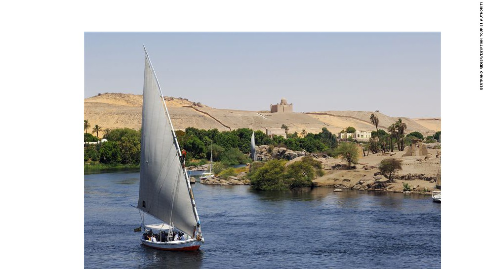 Recent events may have forced most travelers to put a trip to Egypt on the backburner, but fortunately the world's longest river -- which shares its resources with 10 other countries -- isn't going anywhere. From the tomb-laden Valley of the Kings to the monumental Temple of Luxor, the riverbanks of the Nile house almost all of Ancient Egypt's historical sites.