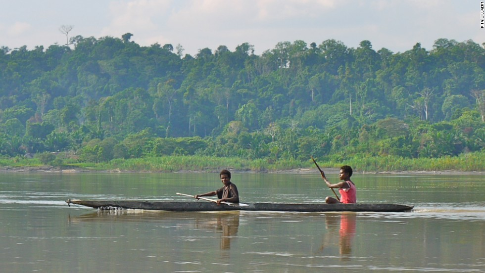 Referred to as the Amazon of the Asia-Pacific, Papua New Guinea's Sepik River is among the world's most diverse ecosystems. Winding through alpine heaths, dense tropical rainforests and mangrove swamps before emptying into North PNG's Bismarck Sea, this largely unchartered waterway reaches deep into a world that has remained virtually unchanged for centuries.