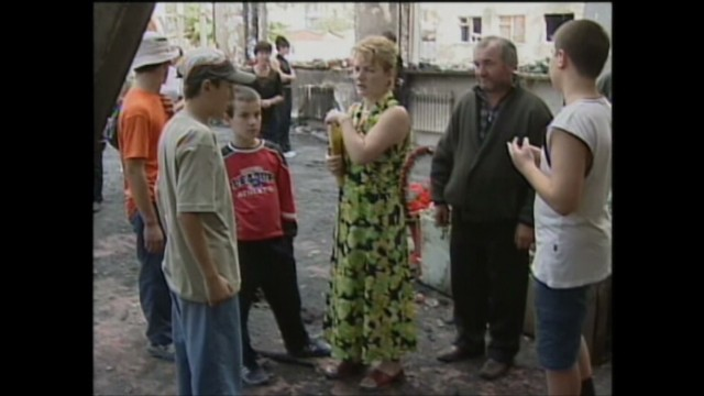 Beslan victims remembered