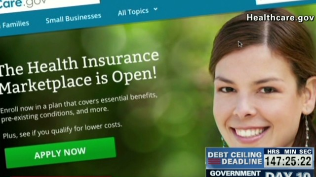 Obamacare website needs first aid