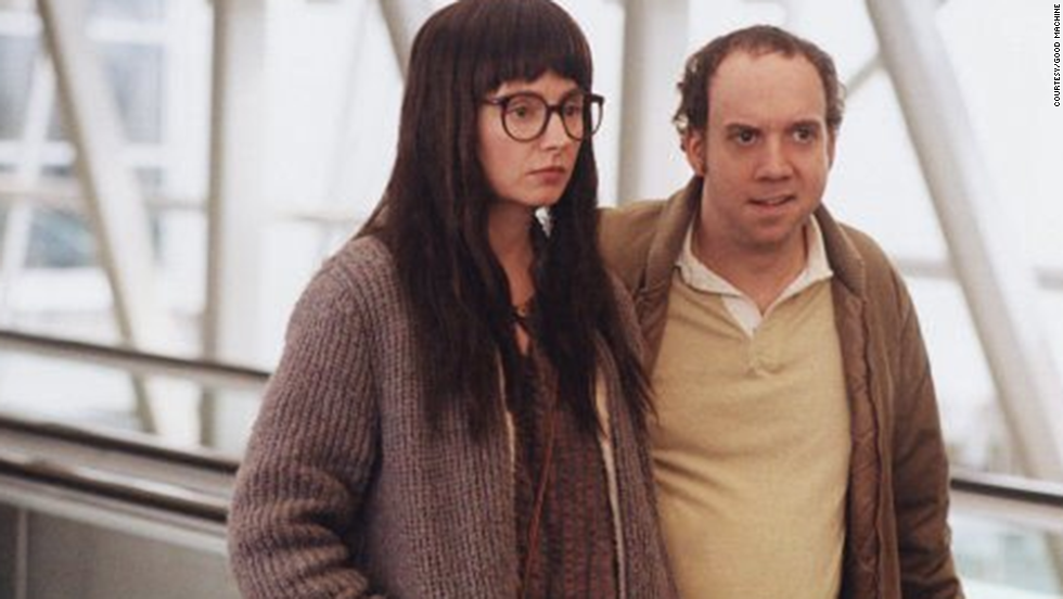 "Paul Giamatti as Harvey Pekar in ""American Splendor"""