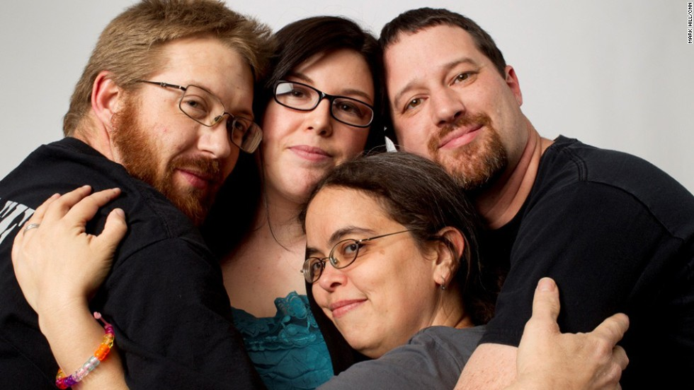"It was a year in which we saw even more discussion about open relationships in popular culture and in the media. Our story <a href=""http://www.cnn.com/2013/10/26/living/relationships-polyamory/"">on polyamorous families </a>got tremendous traction online, sparking conversations about what it means to have an open relationship. Some polyamorous families are now speaking out, trying to fight stereotypes that their lifestyle is just about a fling or kinky sex. They want to show that it is a real alternative to monogamy and that everyday families can embrace it, too."