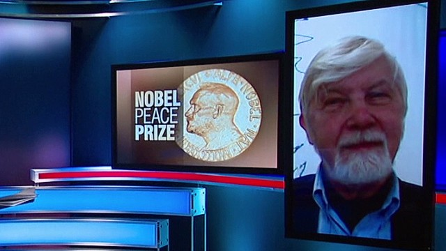 Nobel Peace Prize decision criticized