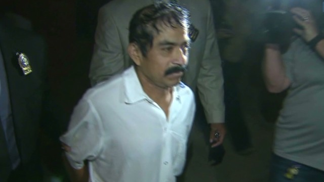 Police say Conrado Juarez admitted molesting and smothering Angelica Castillo, 4.