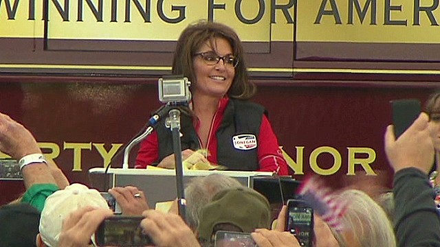 Steve Lonegan calls upon Palin star power