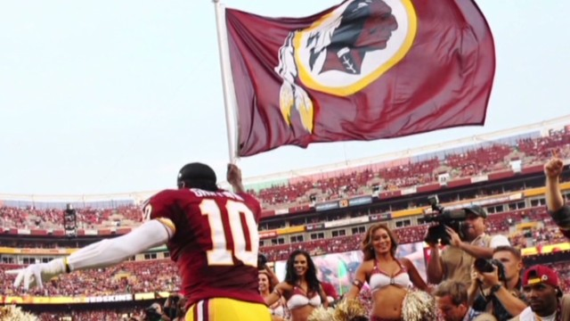 Redskins nickname: On the way out?
