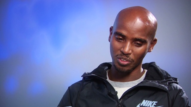 Mo Farah's 'Twin Ambitions'